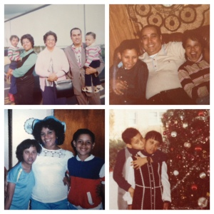 After Cuba but Before Miami, There Was Jersey.  Photos from NJ and NY, From Late 70's thru Early 80's. Includes my sister Lourdes, my parents and my abuela.